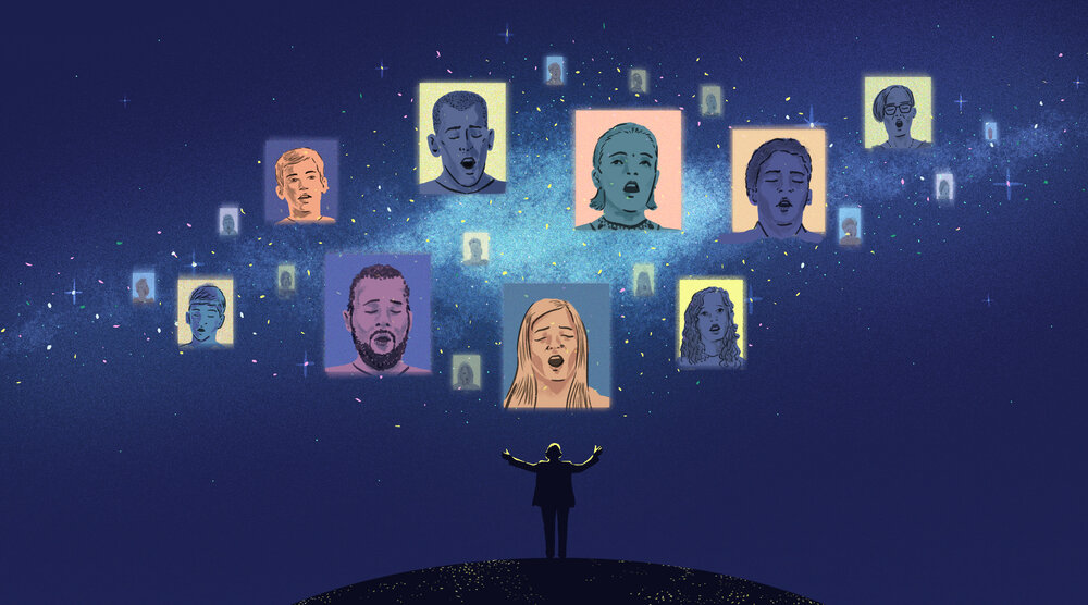 Be part of our Virtual Choir